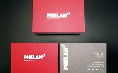 PHELANd Business Cards