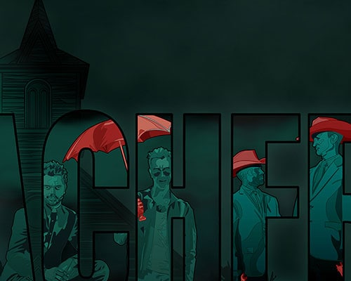 Preacher TV tribute