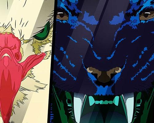 Wildlife Illustrations Part 2