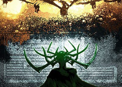 HELA artwork