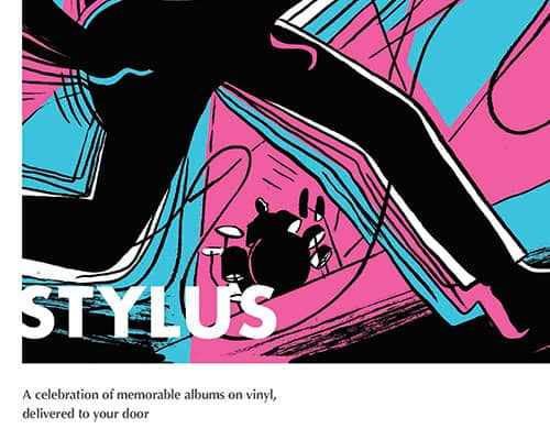 Stylus Vinyl